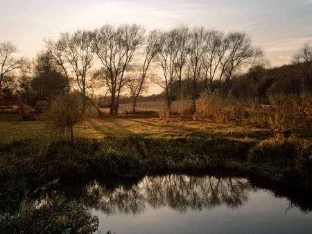 warwickshire: Welford-upon-avon warwickshire england uk. Stock Photo