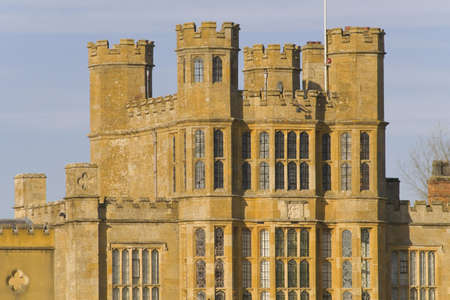 warwickshire: The stately home of coughton court warwickshire.