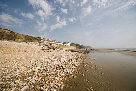 dorset: jurassic coast charmouth dorset