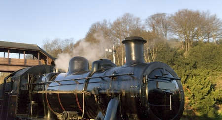 horse pipes: locomotive