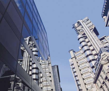 lloyd's: lloyds of london insurance company building london england uk europe