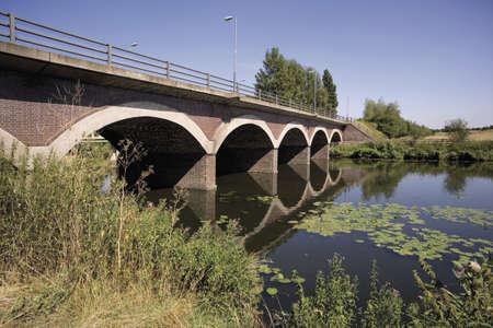 bridge over river avon stratford upon avon warwickshire midlands england uk photo