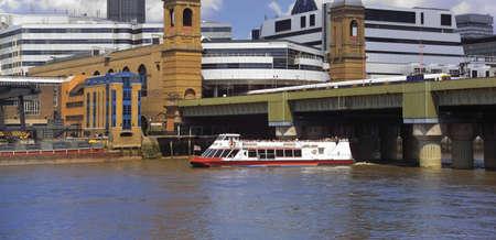 terminus: Cannon calle terminal y la estaci�n de tren Londres Inglaterra Reino Unido