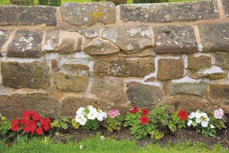 14th: maxstoke The Parish Church of St Michael churchyard sandstone 14th century warwickshire midlands england