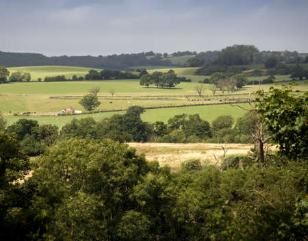 worcestershire: countryside