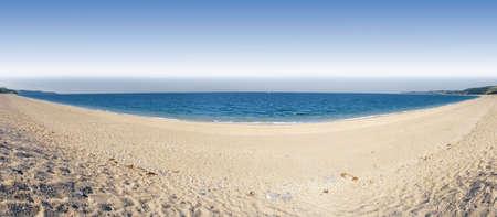 southwest: zand spit op slapton het zuiden hams devon op de south west coast path  Stockfoto