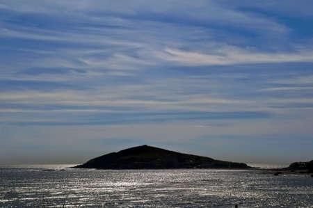 jamones: puntos de vista de la costa de Devon bantham a thurlestone jamones del sur desde el sur oeste de Devon sendero
