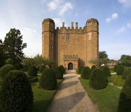 heritage protection: kenilworth castle warwickshire the midlands england uk Stock Photo