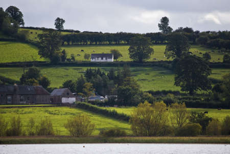 brecon beacons: llangorse lake llangors powys brecon beacons national park wales uk