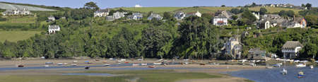 views of the devon coast from bantham to thurlestone the south hams from the south west devon footpath photo