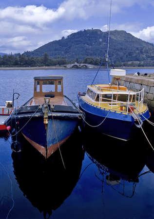 loch: loch fyne stratchclyde argyll scotland