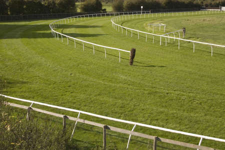 avon: racecourse stratford upon avon warwickshire england uk