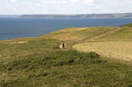 inlet bay: walker devon coast path