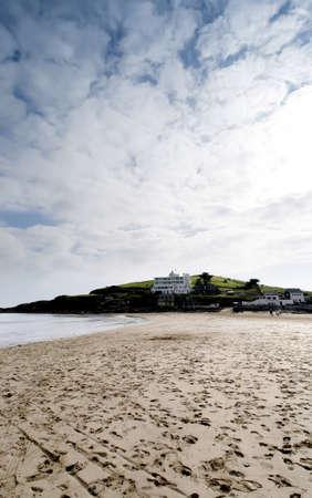 jamones: Inglaterra pa�s del oeste de Devon al sur jamones Bigbury en el mar y la isla burgh