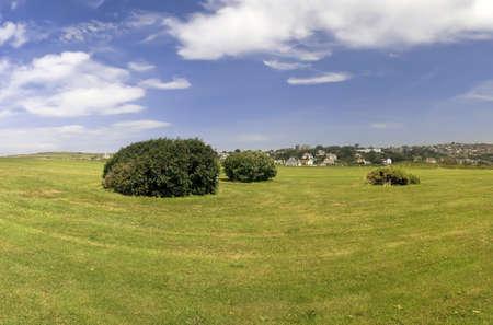 jamones: vistas de la costa de devon desde bantham hasta thurlestone el sur jamones de la senda sur oeste de devon