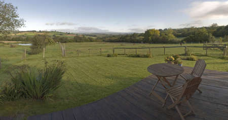 brecon beacons: cottages brecon beacons national park powys wales uk