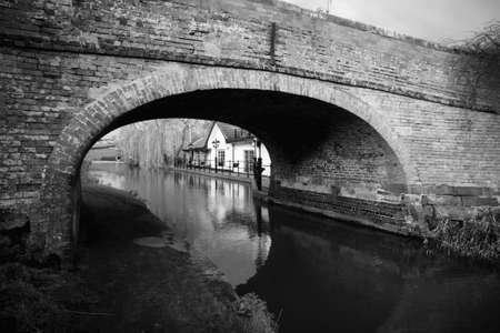 england the midlands worcestershire the worcester and birmingham canal tardebigge flight of locks stoke wharf Stock Photo - 4146324