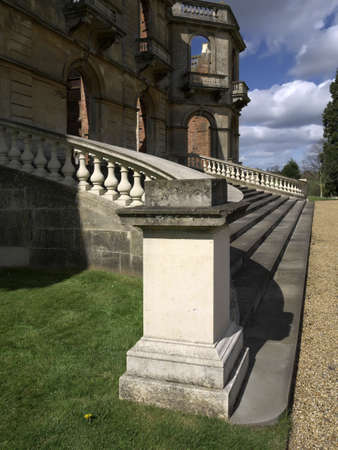 stately home: The architecture of a Stately Home.