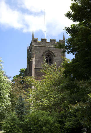 worcestershire: a country village parish church in england - beoley worcestershire