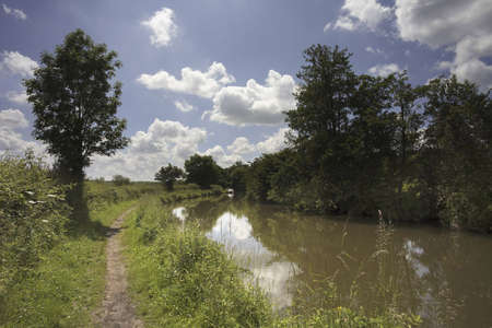 worcester and birmingham canal: worcester and birmingham canal alvechurch worcestershire uk