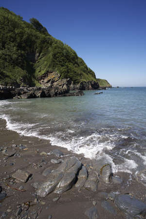 lyn: lyn abbey cove lynton devon