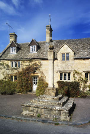 desirable: house high street stanton cotswolds gloucestershire uk