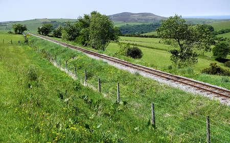 woody bay: lynton and barnstaple narrow guage railway