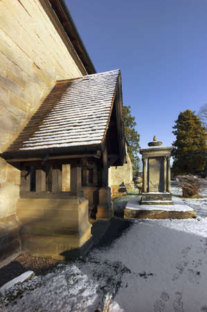 A  parish church - church of england photo