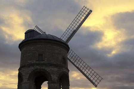 warwickshire: chesterton windmill indigo jones warwickshire Stock Photo