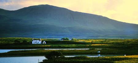 Briten: die Isle of Skye in Schottland, Grossbritannien UK