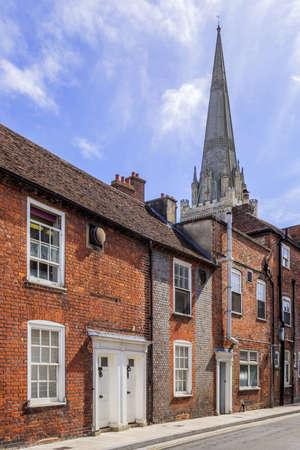 A  parish church - church of england Stock Photo - 15451713