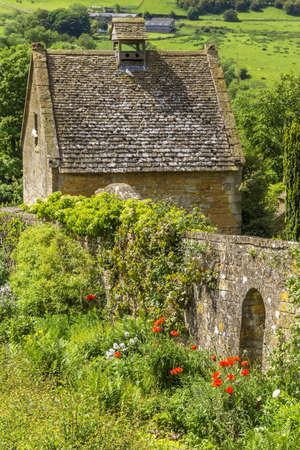 snowshill manor stately home in the cotswolds, gloucestershire Stock Photo - 15906339