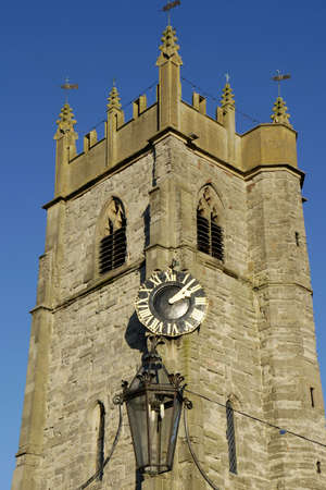 A  parish church - church of england Stock Photo - 17291679