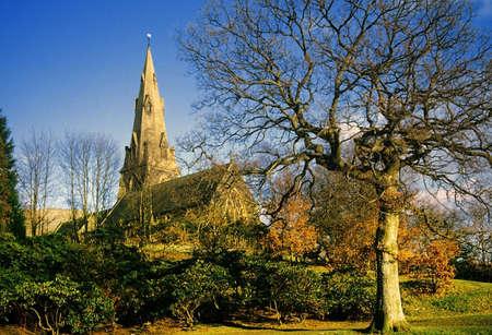 A  parish church - church of england Stock Photo - 17512502