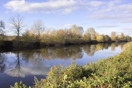 severn: the river severn worcester