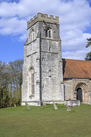 nicolas: church of St Nicolas Henley in Arden Warwickshire Midlands