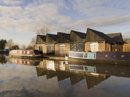 tardebigge: Il Worcester e Birmingham canale a canale Tardebigge villaggio in Worcestershire, le Midlands, Inghilterra.