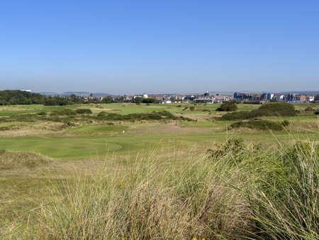 sussex: golf course littlehampton west sussex