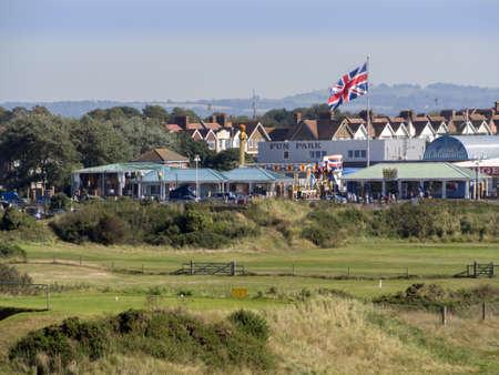 west sussex: golf course littlehampton west sussex