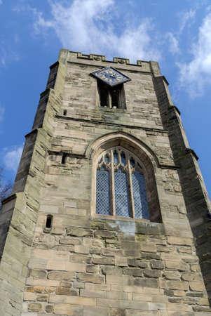 A  parish church - church of england