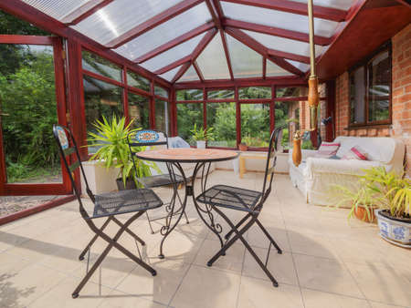 conservatory Stock Photo - 22219139