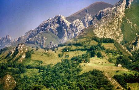 picos: Picos de Europa mountains Spain