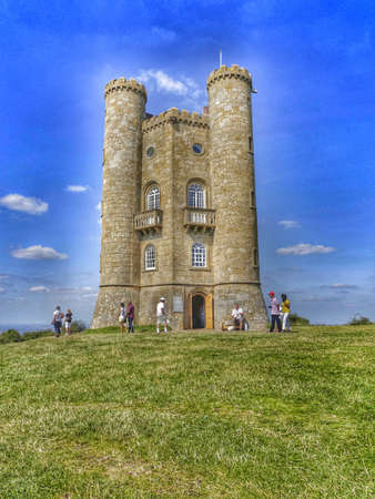 broadway tower: Broadway tower Cotswolds