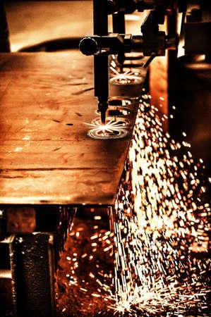 industrial: Steel