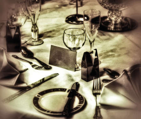 caterers: Wedding breakfast table