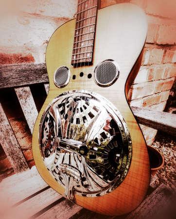 resonator: Dobro guitar