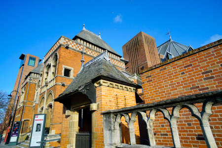 shakespearean: shakespeare memorial theatre stratford-upon-avon  warwickshire the midlands england uk