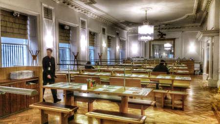 interior: Restaurant