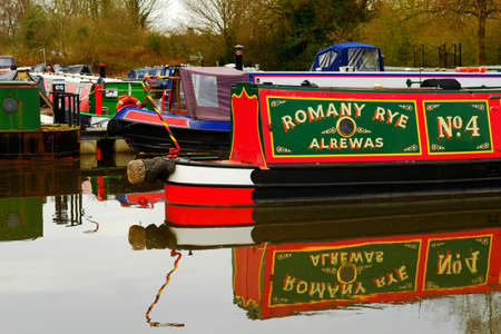gb: Stratford canal kingswood junction warwickshire Midlands england uk gb