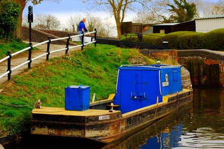 midlands: Stratford canal kingswood junction warwickshire Midlands england uk g